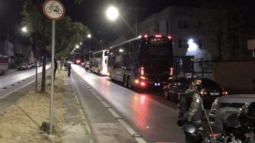 Cancillería asiste a jugadores de Boca Juniors tras los incidentes