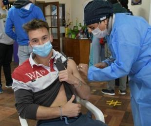 foto: Comienza la vacunación contra el Covid para estudiantes de la UNNE