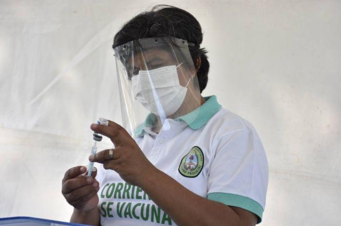 En Corrientes analizan habilitar vacunación a demanda libre