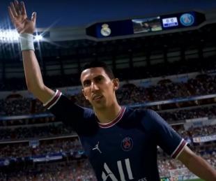 Salieron a la luz las primeras imágenes del nuevo FIFA 22