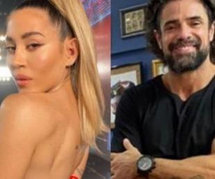 foto: Fuertes rumores de romance entre Jimena Barón y Luciano Castro