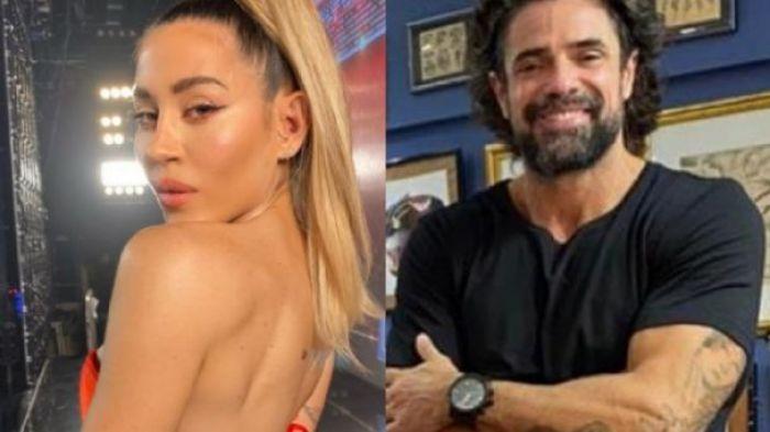 Fuertes rumores de romance entre Jimena Barón y Luciano Castro