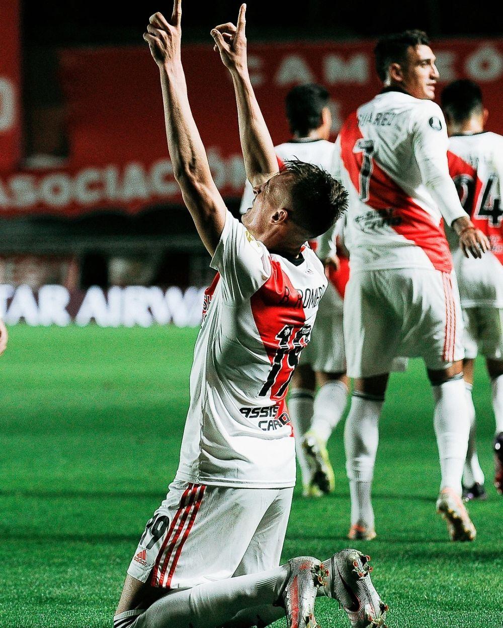 River venció a Argentinos Juniors y pasó a cuartos de final
