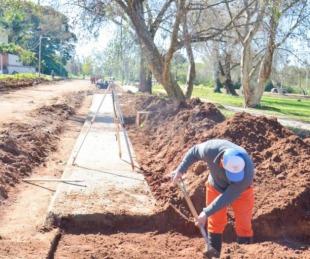 foto: Ascua avanza con obras de extensión y modernización de la Costanera