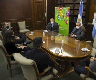 foto: Hacienda y el Consejo de Ciencias Económicas avanzan con acciones en toda la provincia