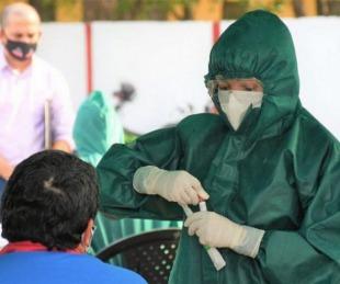 foto: Covid19: Corrientes registró 663 casos en las últimas 24 horas