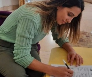 foto: Cinthia Fernández anunció que será precandidata a diputada