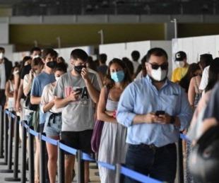 foto: España impone una cuarentena obligatoria a viajeros de Argentina