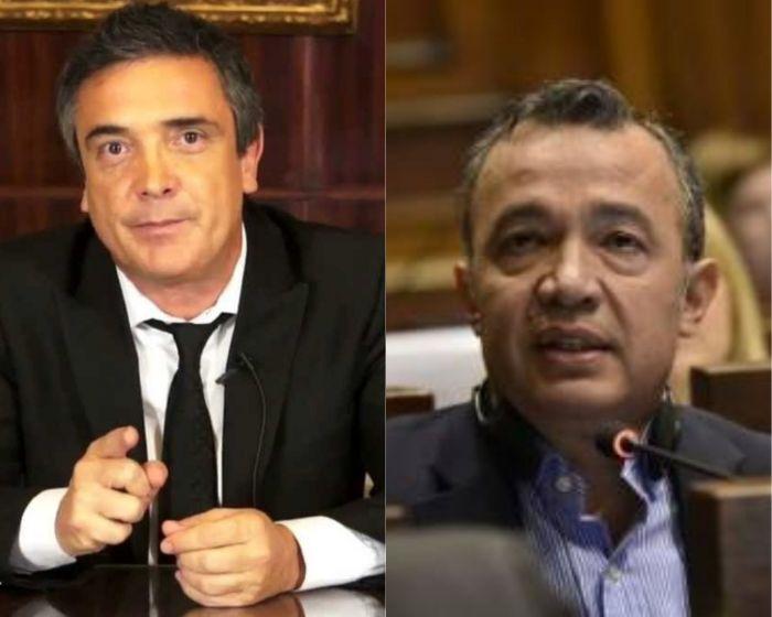 Nito Artaza y Karlen presentaron sus listas por el Frente de Todos