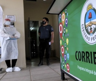foto: Corrientes detectó 517 casos nuevos de COVID-19: 265 en Capital