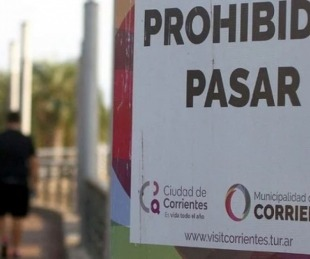 foto: Fase 3 en Corrientes: Estas son las medidas hasta el 1 de agosto