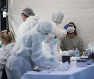 foto: Coronavirus: confirman 384 muertes y 12.555 nuevos casos