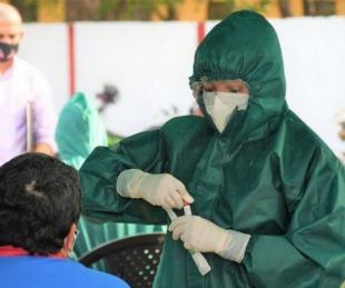foto: Covid19: Corrientes registró 266 casos en las últimas 24 horas