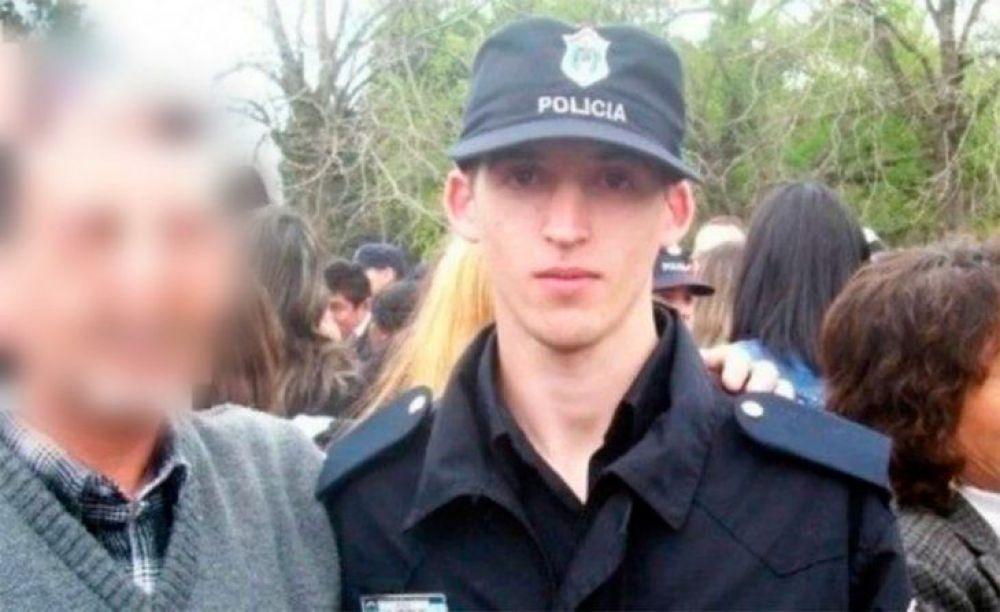 Quién es el policía que le disparó a Chano Charpentier