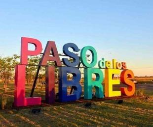 foto: Valdés confirmó que Paso de los Libres avanza a Fase 5