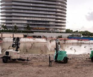 foto: Identificaron a la última víctima del derrumbe del edificio en Miami