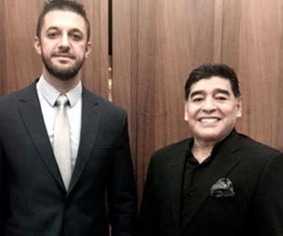 foto: Apartan a Morla como querellante en la causa Maradona y piden investigarlo