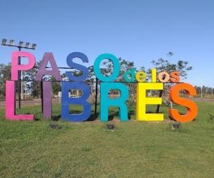 foto: Gustavo Valdés anunció que Paso de los Libres pasa a Fase 5