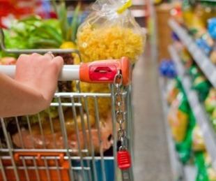 foto: Las ventas en supermercados cayeron un 2,6% interanual