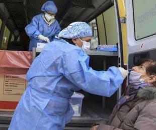 foto: Covid en la Argentina: informaron 471 muertes y 15.883 nuevos casos
