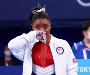 foto: Simone Biles no defenderá su título individual en gimnasia en los JJOO