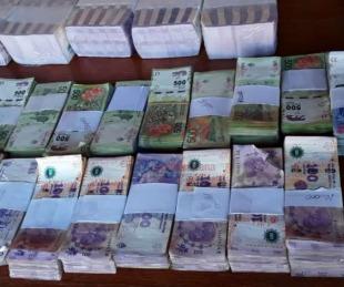 foto: Tras allanamientos secuestraron más de $1.000.000 en Saladas