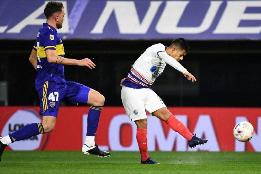 Liga Profesional de Fútbol: San Lorenzo venció a Boca