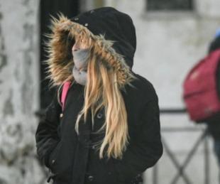 foto: Récord: Mercedes registró el día más frío del año después de 1963