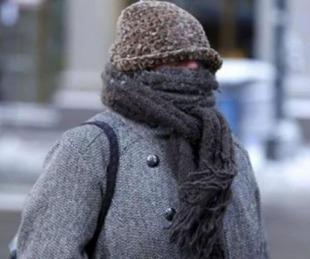 foto: ¡Está helado!: La sensación térmica en Corrientes llegó a los -2.1°C