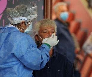 foto: Covid en Argentina: Hubo 291 muertes y 14.115 nuevos contagios