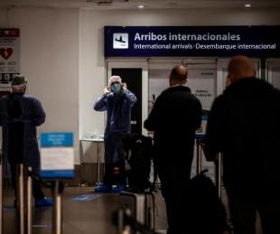 foto: Viajero contagió a 12 familiares con la variante Delta: 160 aislados