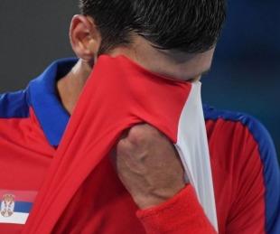 foto: Djokovic, eliminado en Tokio 2020: enorme impacto en el tenís