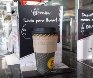 foto: Corrientes: regalan café a quienes se vacunaron contra el coronavirus