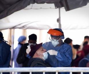 foto: Covid en la Argentina: reportan 474 muertos y 13.483 nuevos contagios