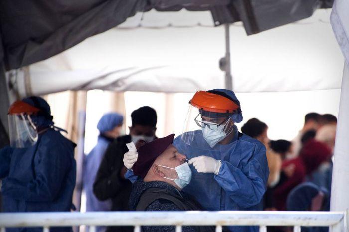 Covid en la Argentina: reportan 474 muertos y 13.483 nuevos contagios