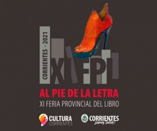 foto: Todo listo para para el inicio de la 11º Feria Provincial del Libro