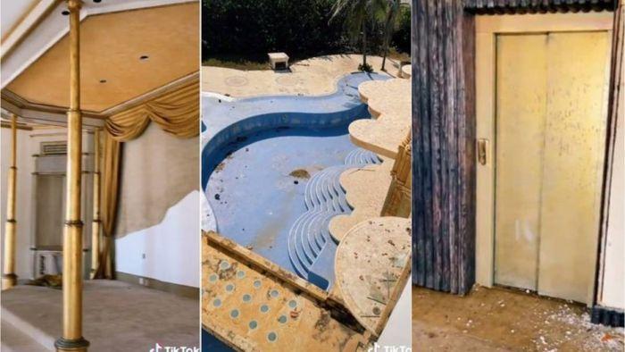 Videos: así está la mansión abandonada de Luis Miguel en Acapulco