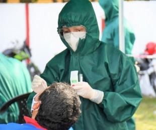 foto: Covid19: Corrientes registró 530 casos en las últimas 24 horas