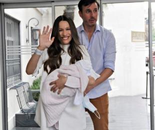 foto: La inesperada revelación del obstetra de Pampita tras el nacimiento de Ana