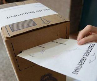 foto: Definen aportes para la campaña en las PASO y las generales
