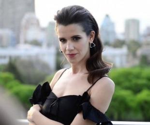 foto: Violeta Urtizberea denunció públicamente acoso: