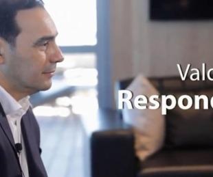 foto: #ValdesResponde: Mirá todo lo que expresó el gobernador correntino