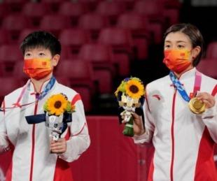foto: China sigue al frente del medallero en Tokio 2020