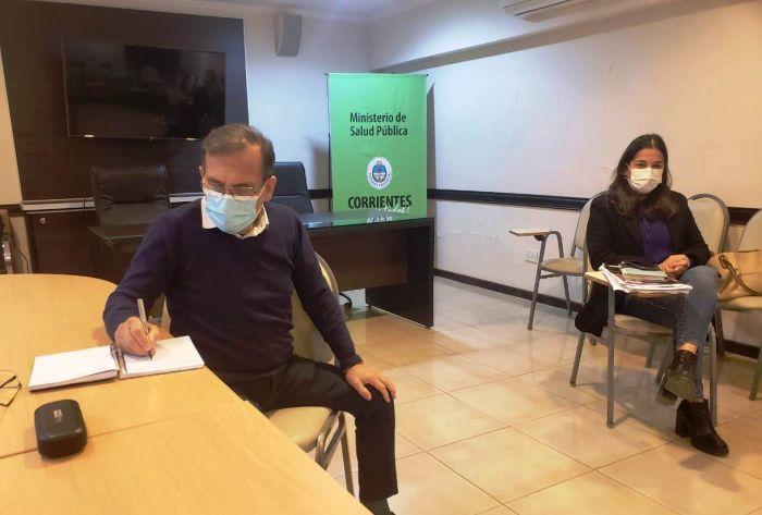 Salud realizará un amplio operativo de vacunación contra la Fiebre Amarilla