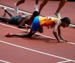 foto: Se cayó en la serie eliminatoria, quedó última y terminó ganando
