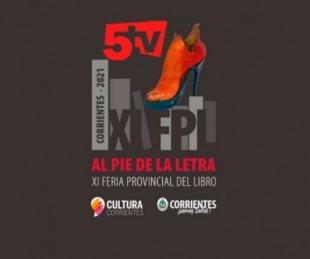 foto: Viví la 11º Feria Provincial del Libro a través de Canal 5TV