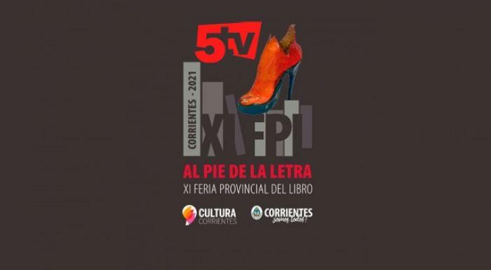 Viví la 11º Feria Provincial del Libro a través de Canal 5TV