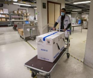 foto: Covid19: Alemania empezará a aplicar tercera dosis de refuerzo