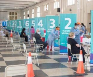 foto: Argentina alcanzó la inmunización de más del 55% de la población