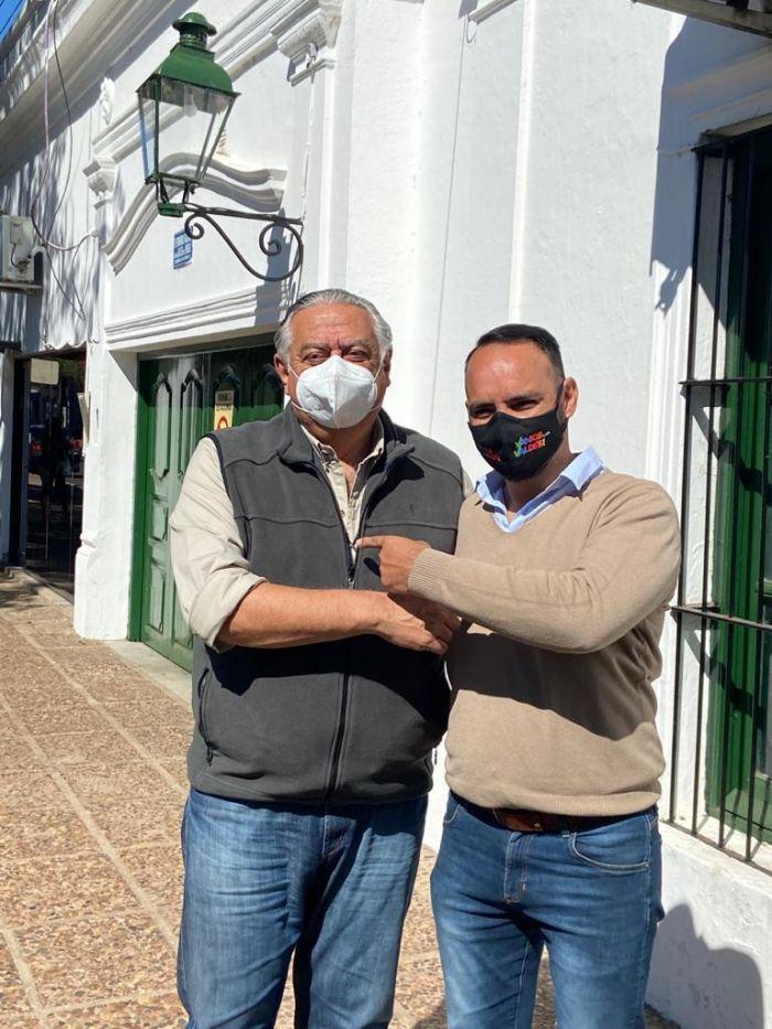 Ituzaingó: Cassani inauguró nueva casa partidaria junto a Pablo Valdés